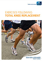 Exercises following Total Knee Replacement